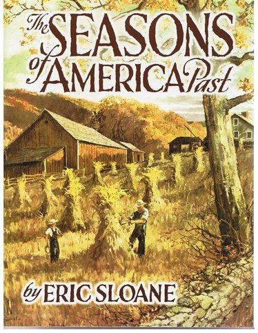 The Seasons of America Past Book