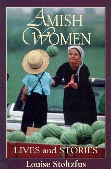 Amish Women Book