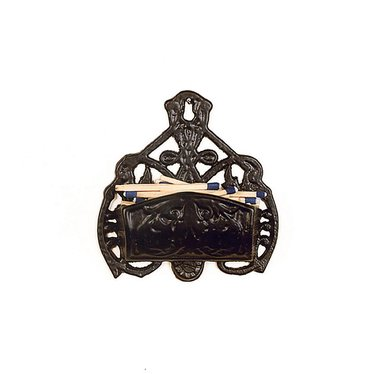 Antique-Style Match Holder