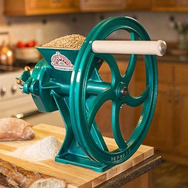 Vintage Kitchen Mill And Flour Bin  S