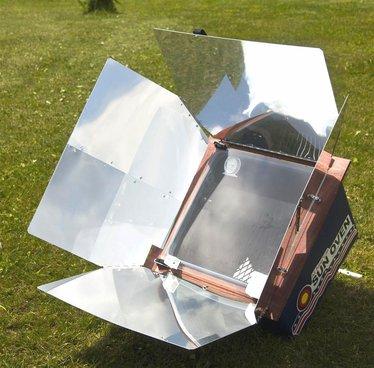All-American Sun Oven