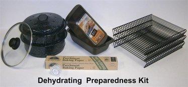 Drying and Preparedness Kit for Sun Oven
