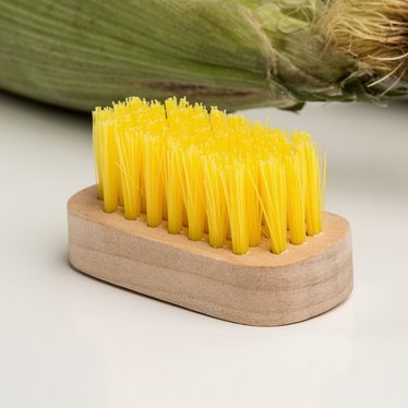 Corn De-Silking Brush
