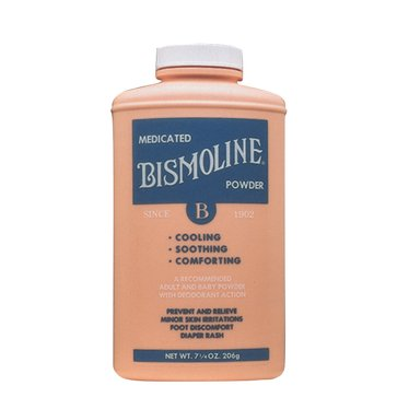 Medicated Bismoline Powder