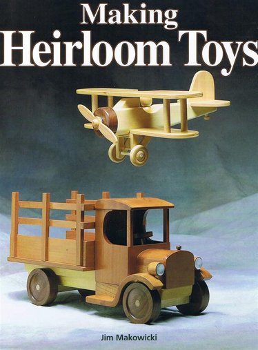Making Heirloom Toys Book