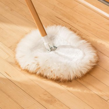 Lamb S Wool Wedge Mop Cleaning Utensils And Gadgets