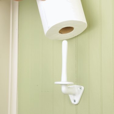 Euro-Style Toilet Paper Holder