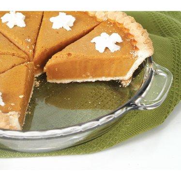 Essential Glass Pie Plate