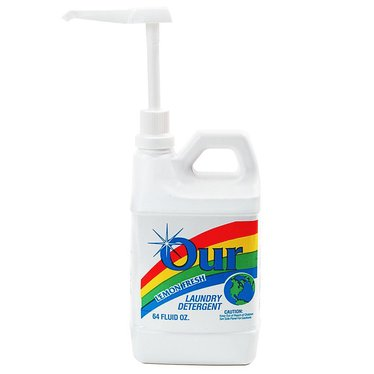 Our Liquid Laundry Detergent - Case of 6