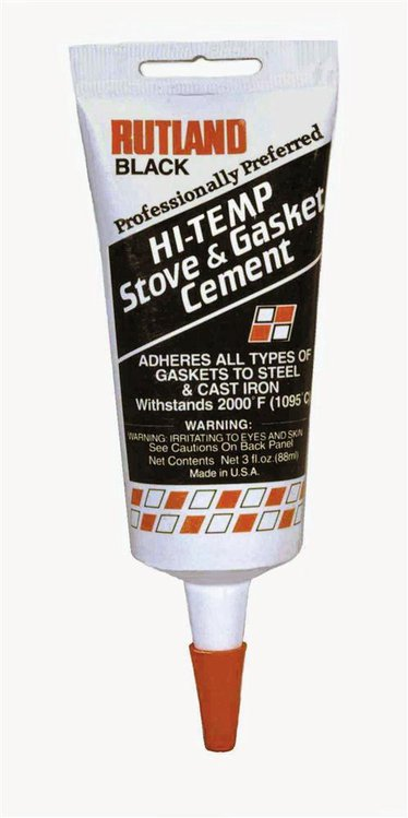 Fireproof Stove and Gasket Cement