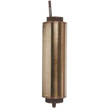 Solid Brass Water Well Cylinders