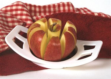 Instant Apple Slicer