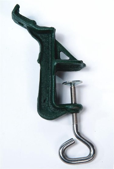Table Bracket with Screw and Washer for Reading Apple Peeler