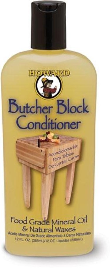 Howard Wood and Butcher Block Conditioner