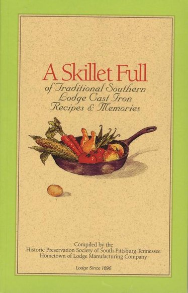 A Skillet Full Cookbook