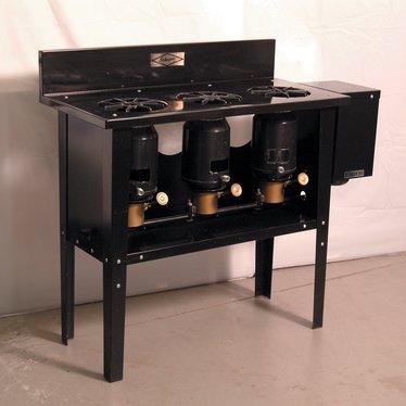 Perfection Kerosene Cookstove - Three Burner