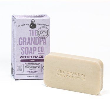 Grandpa's Witch Hazel Bar Soap