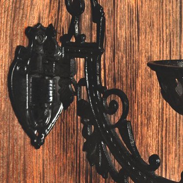 Bracket Parts for Victorian Oil Lamps