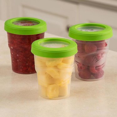 Ball Freezer Jars