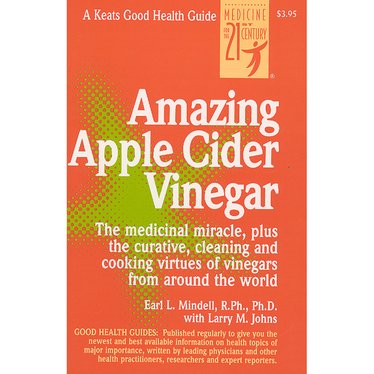 Amazing Apple Cider Vinegar Book