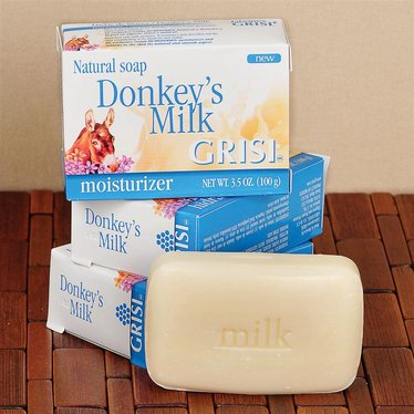Donkey's Milk Bar Soap