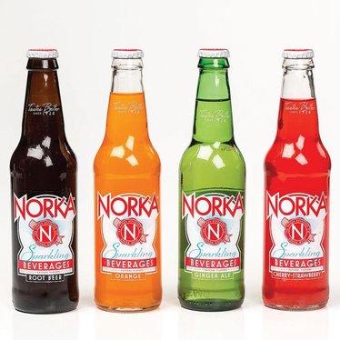 Norka Sparkling Drinks