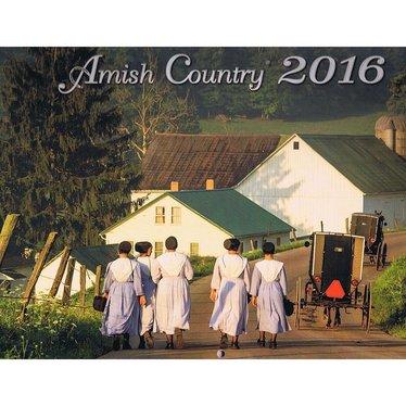 2016 Amish Country Calendar