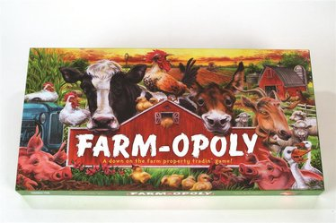 Farmopoly Board Game