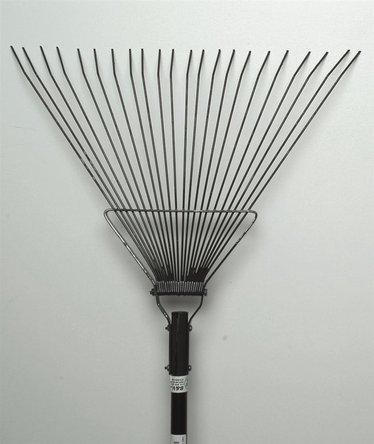 Rugged Steel-Tine Rake