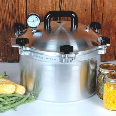 30 qt High-Quality Pressure Canner