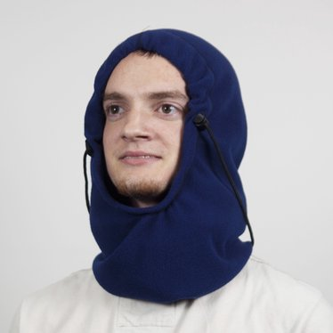 6-in-1 Polar Fleece Hood