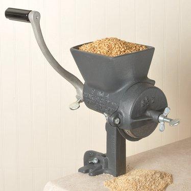 Quaker City Grain Mill Grain Mills Lehman S