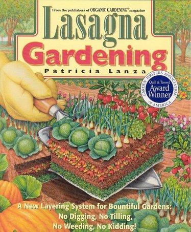 Lasagna gardening book home and garden how to lehman 39 s - Lasagna gardening in containers ...