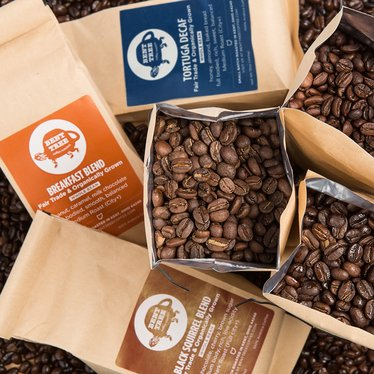 Locally-Roasted Whole Bean Coffee