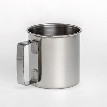 Sturdy Stainless Steel Cup Set
