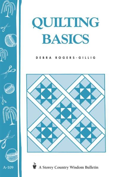 Quilting Basics Book