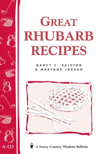 Great Rhubarb Recipes Book