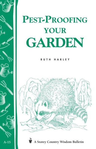 SCAT: Pest-Proofing Your Garden Book