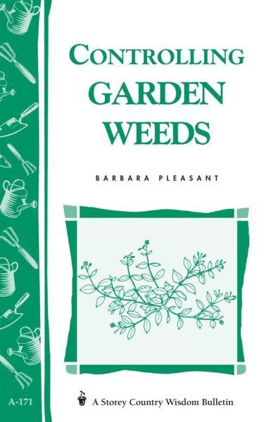 Controlling Garden Weeds Book
