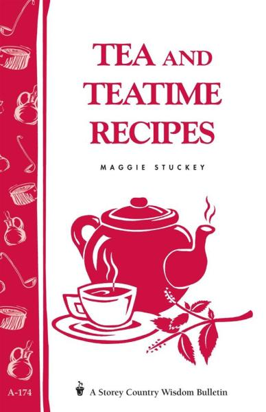 Tea and Teatime Recipes Book