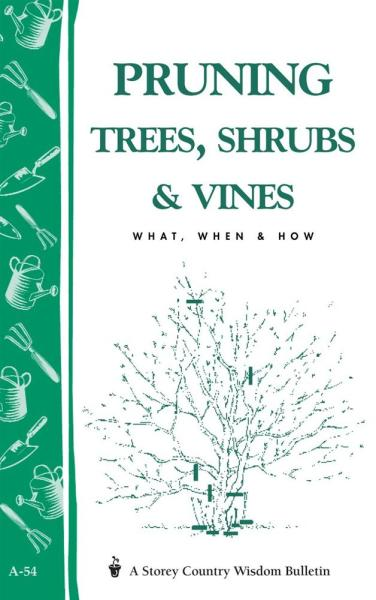 Pruning Trees- Shrubs- and Vines Book