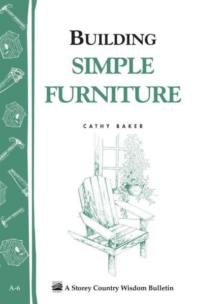 Building Simple Furniture Book