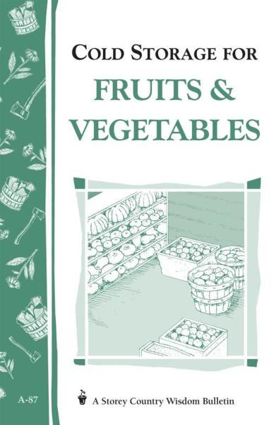 Cold Storage for Fruits and Vegetables Book