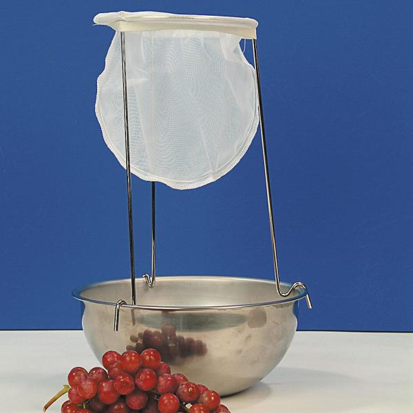 Jelly and Yogurt Strainer