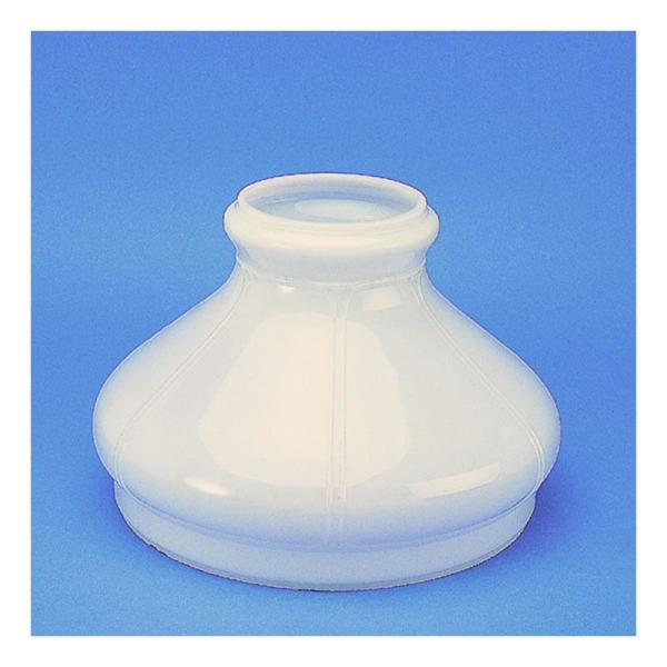 "Aladdin Opal ""B"" Style Glass Oil Lamp Shade"