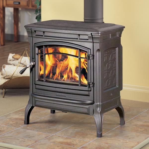 HearthStone Shelburne Wood Heat Stove