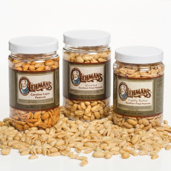 Lehman's Gourmet Southern-Style Peanuts