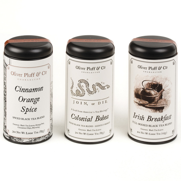 Oliver Pluff & Co. Loose Leaf Tea