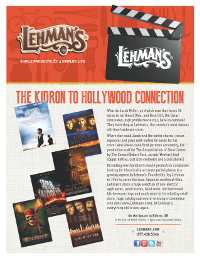 Movies Press Kit Sheet