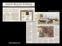 Akron Beacon Journal November 2011